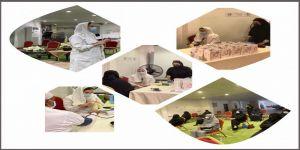 الضغط والسكر واستشارات طبية بمقر جمعية اصدقاء الشيخوخة بمنطقة مكة