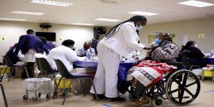 دخول الموجة الثالثة من وباء فيروس كورونا بجنوب أفريقيا
