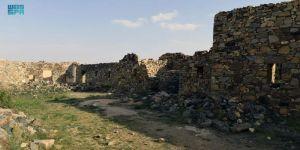 قلعة شمسان بأبها إطلالة تاريخية برؤية سياحية جديدة