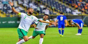 صقور الأخضر يتأهلون للمرحلة الثالثة من تصفيات كأس العالم