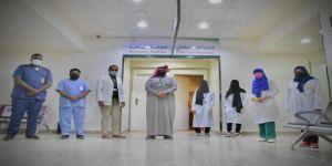 مستشفى حراء العام تعزز من دور عيادة الصحة المهنية