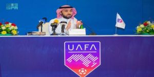 الإتحاد العربي للقدم تنصّب الأمير عبدالعزيز بن تركي رئيساً لمجلس الاتحاد 2021 - 2025