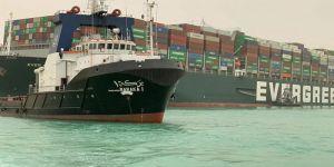 قناة السويس تتوصل لاتفاق مبدئي بشأن السفينة إيفر جيفن